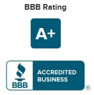 A+ Rating with the BBB for Coughlin Painting of Sunapee NH
